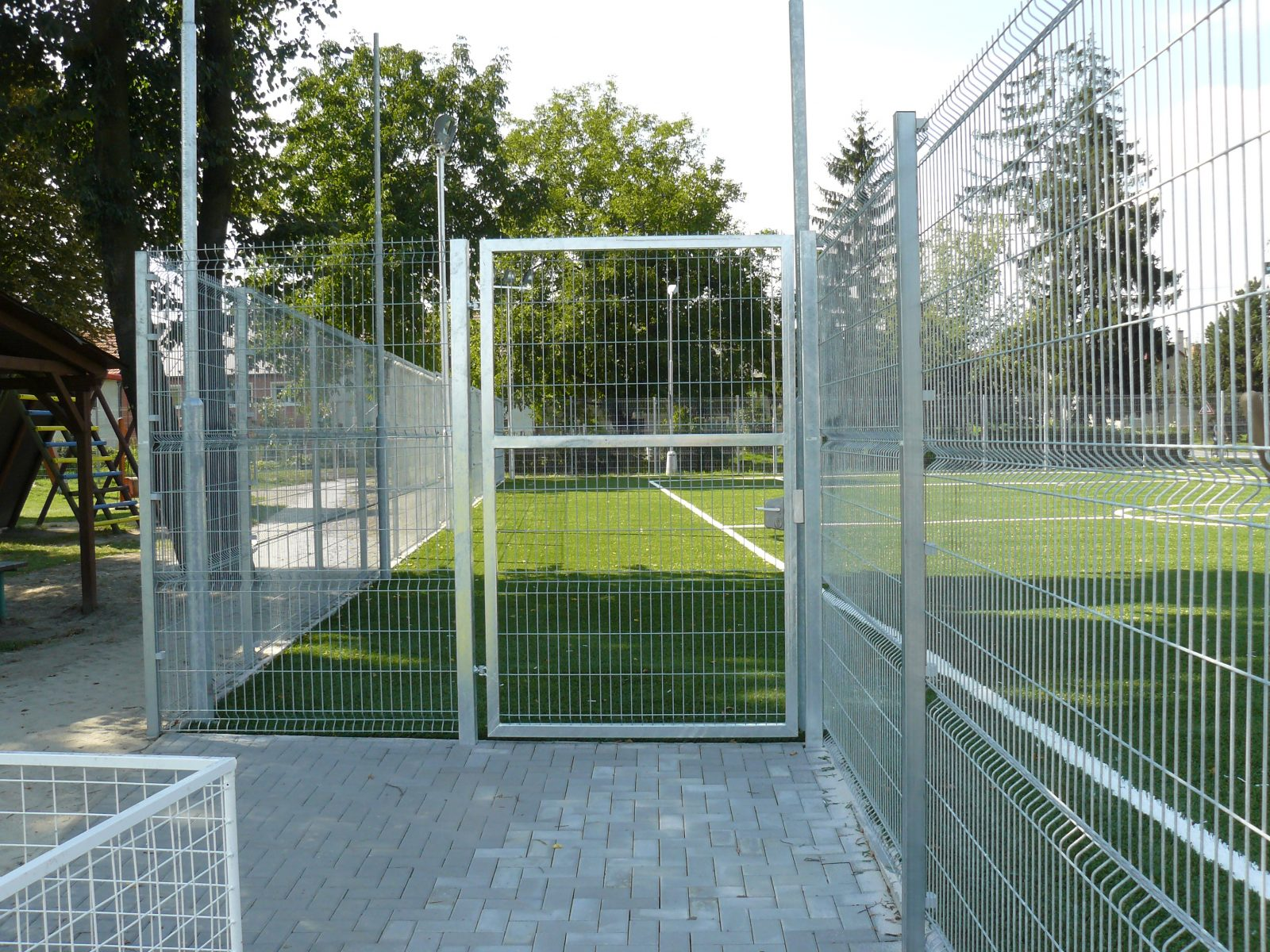 Návod na montáž plotových panelů